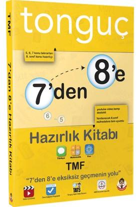 Tonguç Akademi Yayınları 7'Den 8'E Hazırlık Kitabı