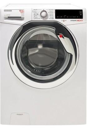 Hoover WDXOA 5106AH A 10 kg Yıkama / 6 kg Kurutma NFC Bağlantılı 1500 Devir Çamaşır Makinesi