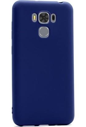 Ehr. Asus Zenfone 3 Max ZC553KL Premier Mat Silikon Kılıf