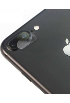 Ehr. Apple iPhone 7 Plus/8 Plus Arka Kamera Koruyucu Cam
