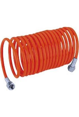 KLPRO KLSH5 5m Spiral Basınçlı Hava Hortumu