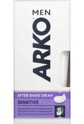 Arko Men Tıraş Sonrası Krem Extra Sensitive 50 Ml