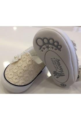 Havuç Kız Bebek Patik 6029