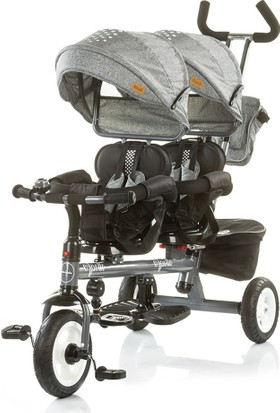 Chipolino Apollo İkizlere Ebeveyn Kontrollü Bisiklet