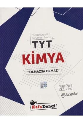 Kafa Dengi Yayınları TYT Kimya Olmazsa Olmaz Soru Bankası Video Çözümlü - Serkan Şen