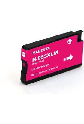 Premium® HP 953XL Kırmızı - HP 8210 - 8710 - 8720 Kırmızı Kartuş