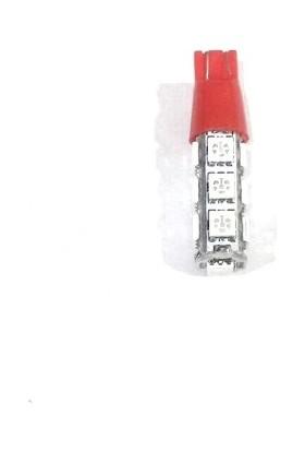Motospartan Dipsiz Ampül 13 Ledli Kırmızı - Model 10