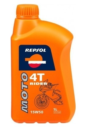 Repsol Motor Yağı 15W50 4T 1 lt Moto Rider
