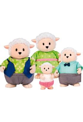 Li'L Woodzeez Camomille Hayvancık Ailesi