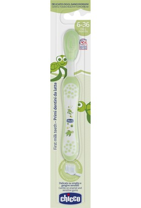 Chicco Diş Fırçası Yeşil