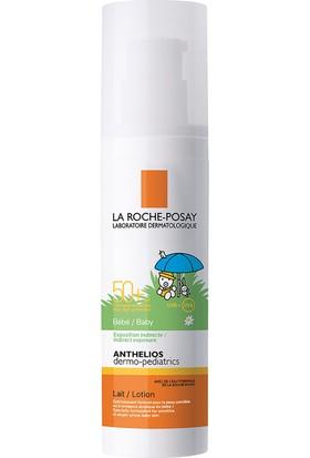 La Roche-Posay Anthelios Lait Bebe Spf 50+, 50 Ml - Hassas Bebek Cildi İçin Güneş Koruyucu Bakım Kremi