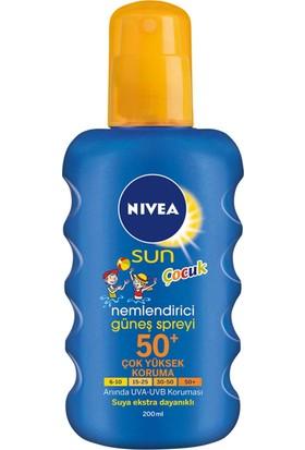 Nivea Sun Kids Spray SPF50 200ml