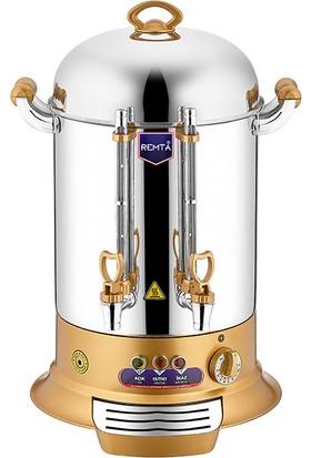 Remta 160 Bardak Gold Çay Makinası