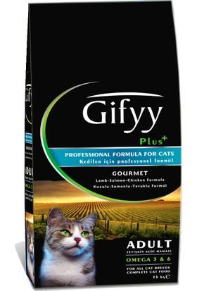 Gifyy Gurme Kedi Maması 15 Kg