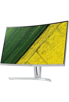 "Acer ED273wmidx 27"" 4ms 75 Hz (Analog+DVI+HDMI) Full HD LED Curved Monitör"