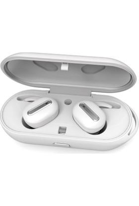 Schulzz Air TWS Kulakiçi Stereo Mini Kablosuz Bluetooth Çift Kulaklık Beyaz