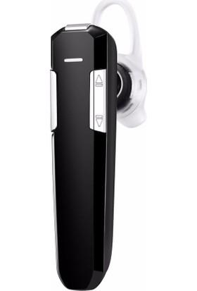 Schulzz K9 Handsfree Business Kablosuz Bluetooth Mikrofonlu Kulaklık Siyah