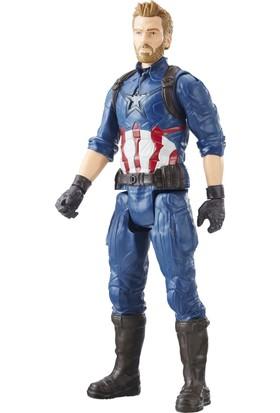 Avengers Infinity War Hero Captain America Figür