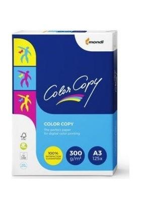 Colorcopy A3 Gramajlı Fotokopi Kağıdı 300Gr 1 Paket (125 Sayfa)