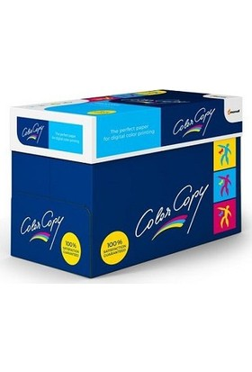 Colorcopy A3 Gramajlı Fotokopi Kağıdı 120Gr 1 Koli 5 Paket (1250 Sayfa)
