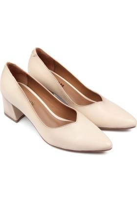 Gön Deri Kadın Ayakkabı 16065