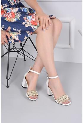 Gön Kadın Sandalet 39460
