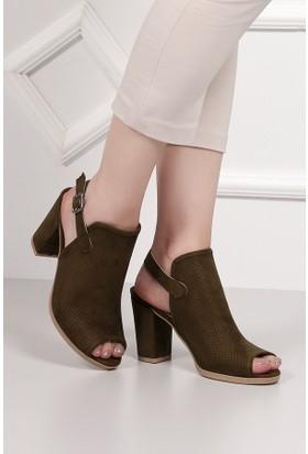 Gön Kadın Sandalet 40900