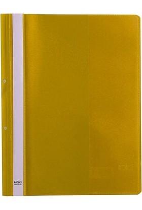 Noki Telli Dosya Eco 4828 Sarı 50Li