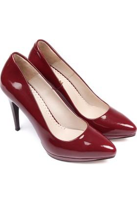 Gön Deri Kadın Ayakkabı 02160