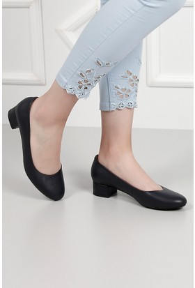 Gön Deri Kadın Ayakkabı 16094