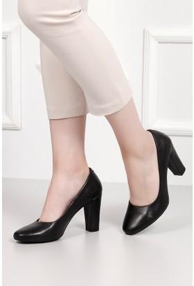 Gön Deri Kadın Ayakkabı 16198