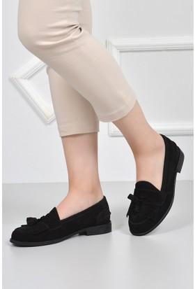 Gön Deri Kadın Ayakkabı 23187