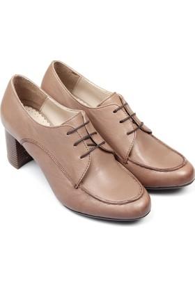 Gön Deri Kadın Ayakkabı 23214
