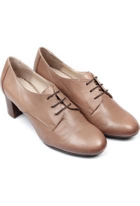 Gön Deri Kadın Ayakkabı 23276