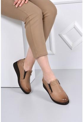 Gön Deri Kadın Ayakkabı 33520