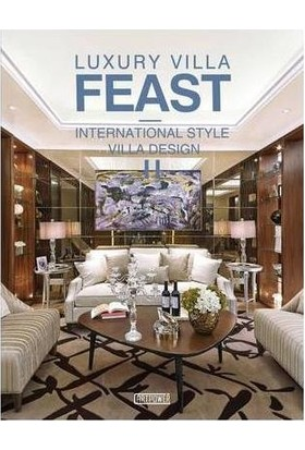 Luxury Villa Feast: International Style Villa Design II