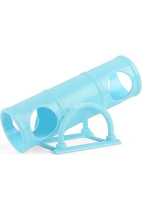 Carno Hamster Oyuncağı Plastik Tahterevalli 16,5 x 7,5 x 7 Cm