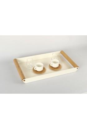 Woodenplus Marka, Twooz Modeli, Kahve Seti
