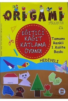 Origami Türkiye Dergisi Sayı:1