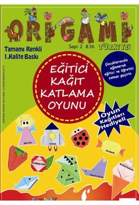 Origami Türkiye Dergisi Sayı:2