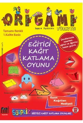 Origami Türkiye Dergisi Sayı:4