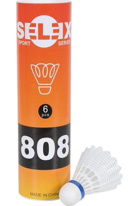Selex 808 Selex Badminton Topu 808