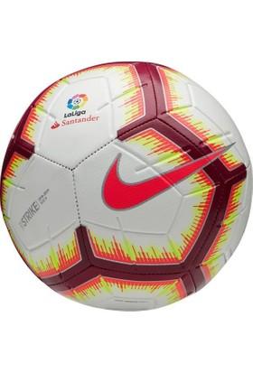Nike Sc3313-100 La Liga Pitch Fa18 Futbol Antrenman Topu