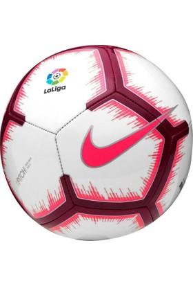 Nike Sc3318-100 La Liga Pitch Fa18 Futbol Antrenman Topu