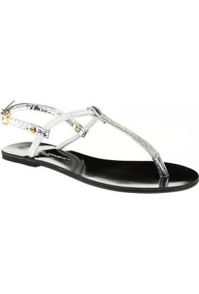 David Jones Kadın Taşlı Parmak Arası Sandalet