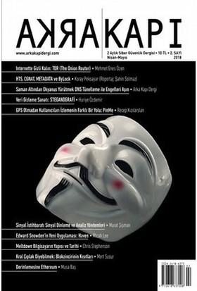 Arka Kapı Dergisi 2