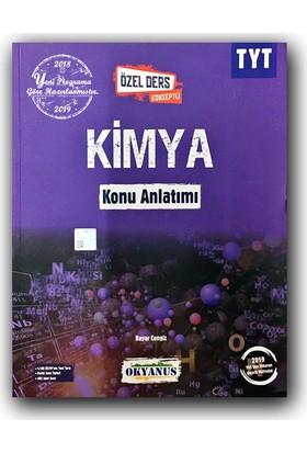 Okyanus Yayınları Yks Tyt Kimya Konu Anlatımı