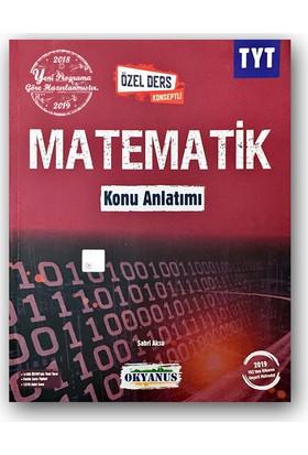 Okyanus Yayınları Yks Tyt Matematik Konu Anlatımı