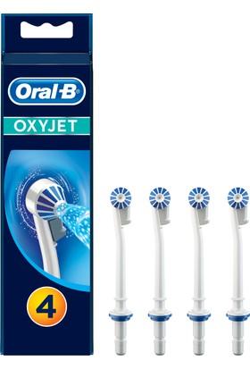 Oral-B Ağız Duşu Yedek Başlığı Oxyjet 4 adet