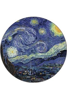 iF Dizayn Van Gogh Yıldızlı Gece Tablosu Mouse Pad